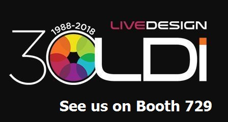 Le Maitre exhibiting at LDI, 19-21 October