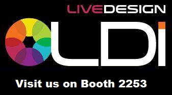 Le Maitre exhibiting at LDI, Las Vegas, 22-24 November