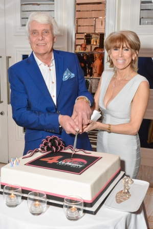 Le Maitre Celebrates 40th Anniversary with Party at Wynn, Las Vegas
