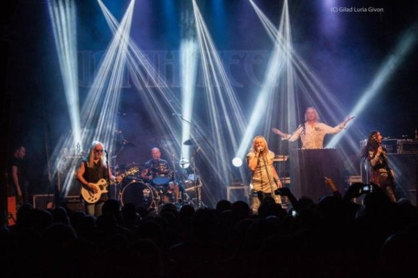 Le Maitre's MVS Hazer endorsed by Uriah Heep