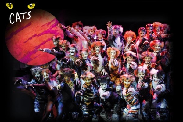 Le Maitre Pyro on Andrew Lloyd Webber's CATS Tour
